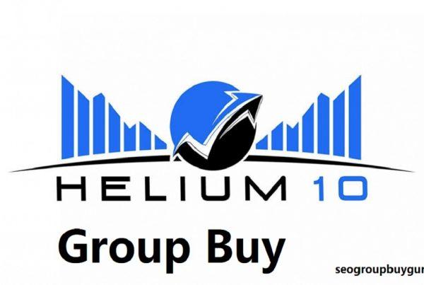 Helium 10 Group Buy